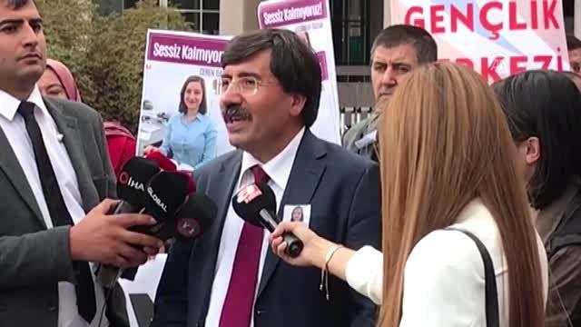 Akademisyen Ceren Damar Şenel'in öldürülmesi davası