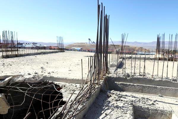 Erzurum'da new city konutlarını yıkan firma yetkilisi: mezarlık inşa edilmiş