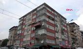 Kocaeli silivri merkezli deprem, izmit'te iki apartmanı yerinden oynattı-1
