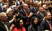 Cumhurbaşkanlığı Senfoni Orkestrası'ndan yeni sezon açılışı! Erdoğan ayakta alkışladı