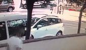 Ataşehir'deki cinayetin zanlısı yakalandı, cinayet sonrası kaçış anı kamerada