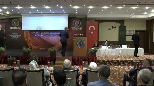 Türk İş Genel Başkanı Atalay: