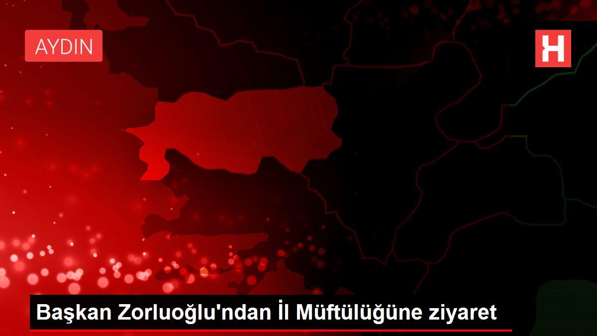 Başkan Zorluoğlu'ndan İl Müftülüğüne ziyaret