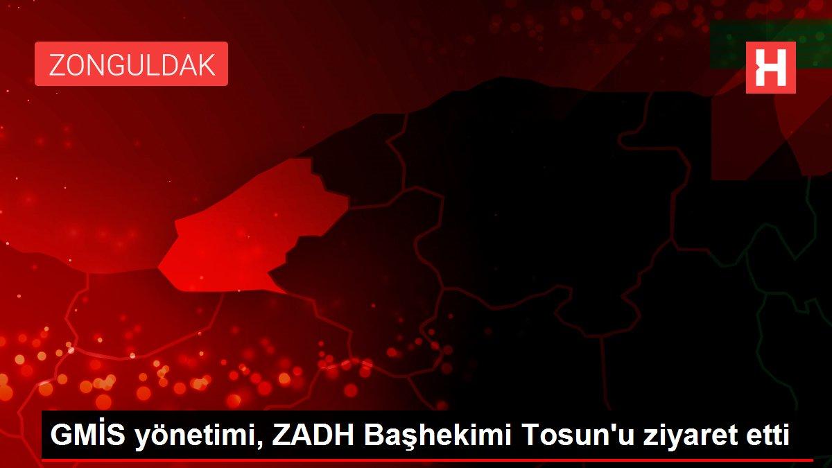 GMİS yönetimi, ZADH Başhekimi Tosun'u ziyaret etti