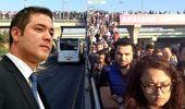 İBB Sözcüsü Ongun, sıkışıklık sorunu çözülen Altunizade durağının son halini paylaştı