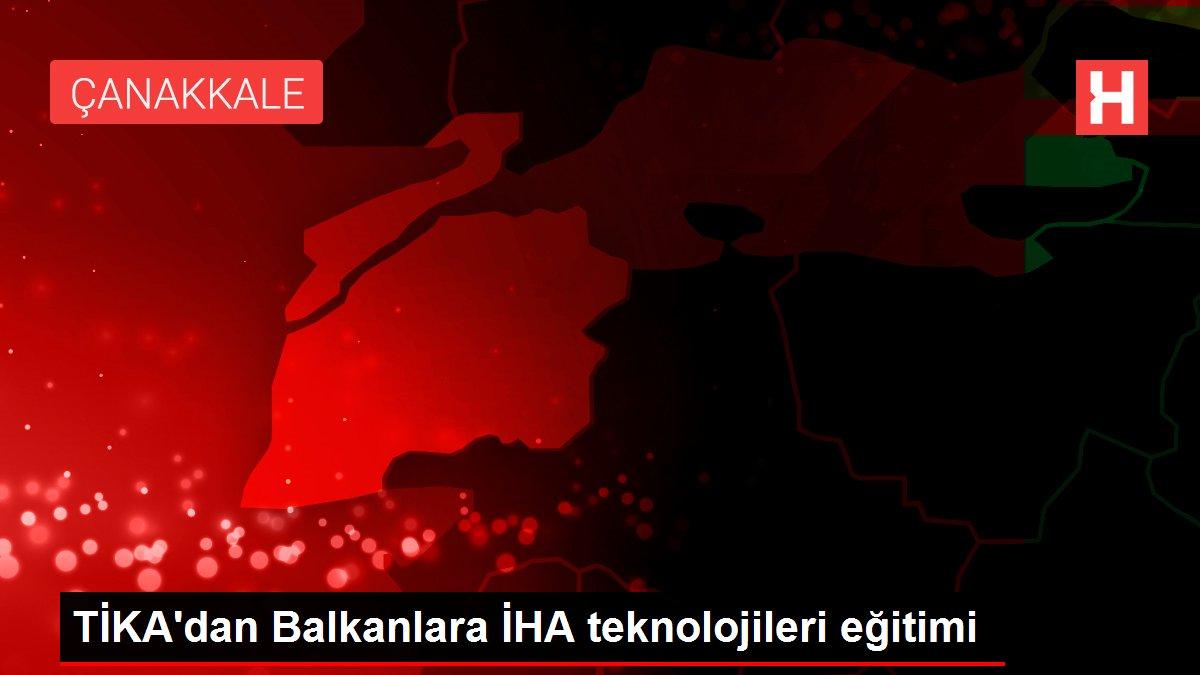 TİKA'dan Balkanlara İHA teknolojileri eğitimi