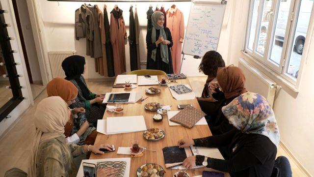 Bu workshoplar, modaseverler için!