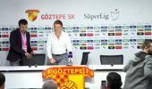 Göztepe-İstikbal Mobilya Kayserispor maçının ardından - Tamer Tuna