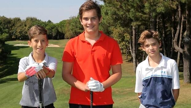 Kemer Country'de golf şöleni