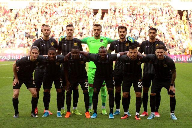TFF 1. Lig: Eskişehirspor: 1 - Fatih Karagümrük: 3