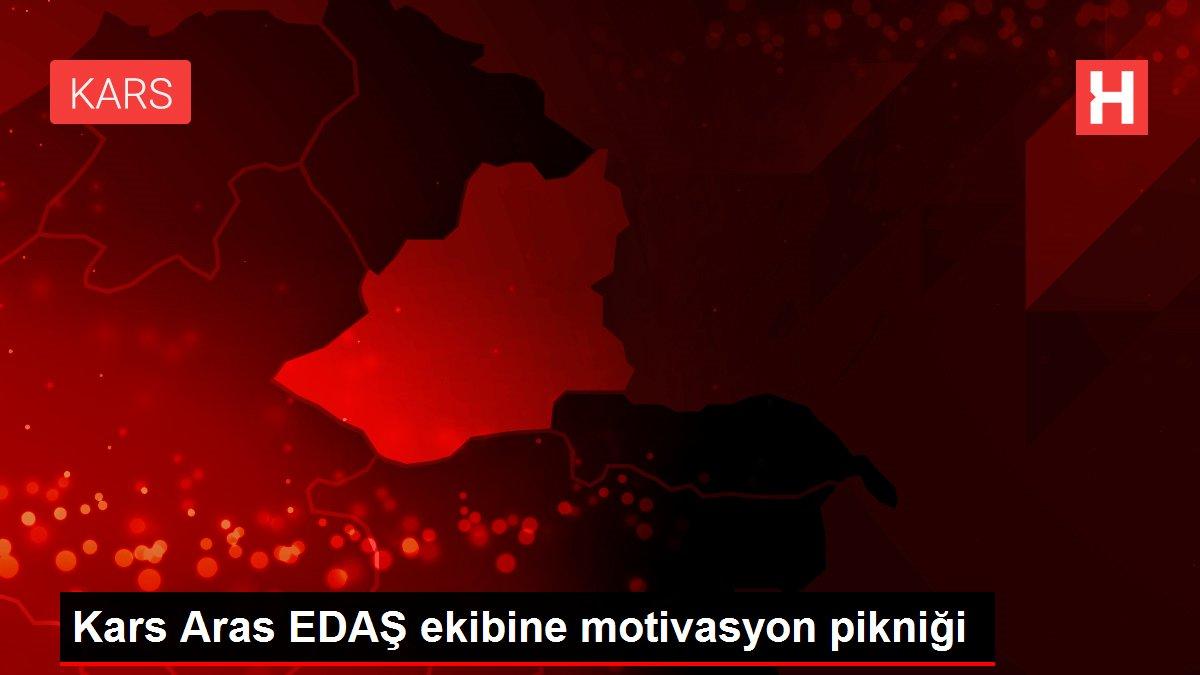 Kars Aras EDAŞ ekibine motivasyon pikniği