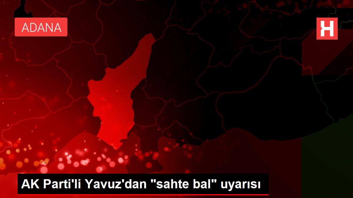 AK Parti'li Yavuz'dan 'sahte bal' uyarısı