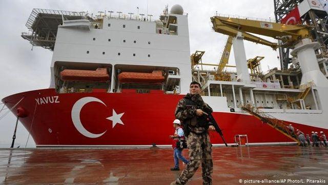 Mısır, Kıbrıs ve Yunanistan'dan Türkiye'ye kınama