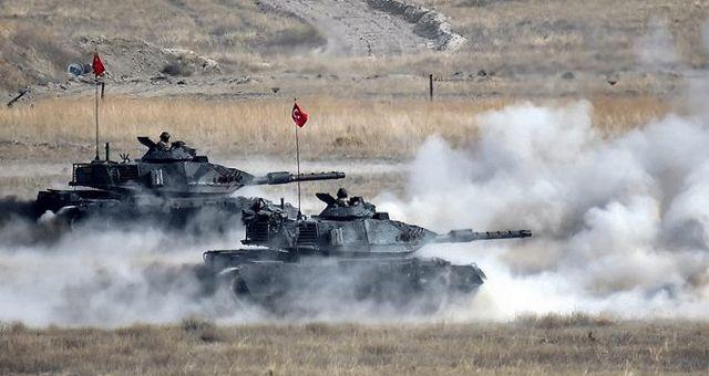 AK Parti Barış Pınarı Harekatı'nın amacını duyurdu!