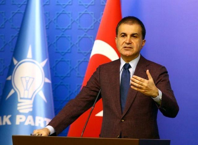 AK Parti Sözcüsü Çelik'ten HDP'ye tepki