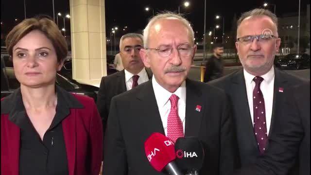 Barış Pınarı Harekatı -  CHP Genel Başkanı Kılıçdaroğlu