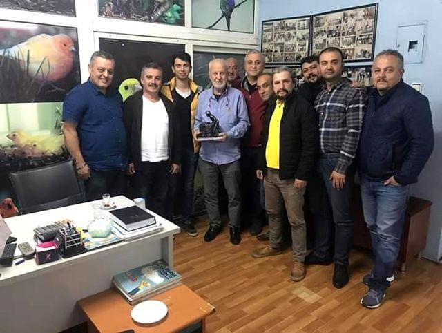 Zonguldak'ın kanaryaları Portekiz'de yarışacak
