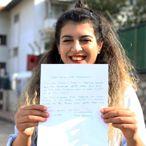 Genç kızdan gönüllü askerlik müracaatı