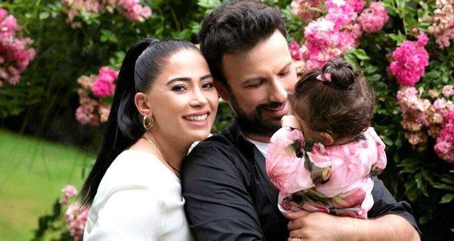 Tarkan'ın eşi Pınar Tevetoğlu, gazetecileri görünce kaçacak yer aradı