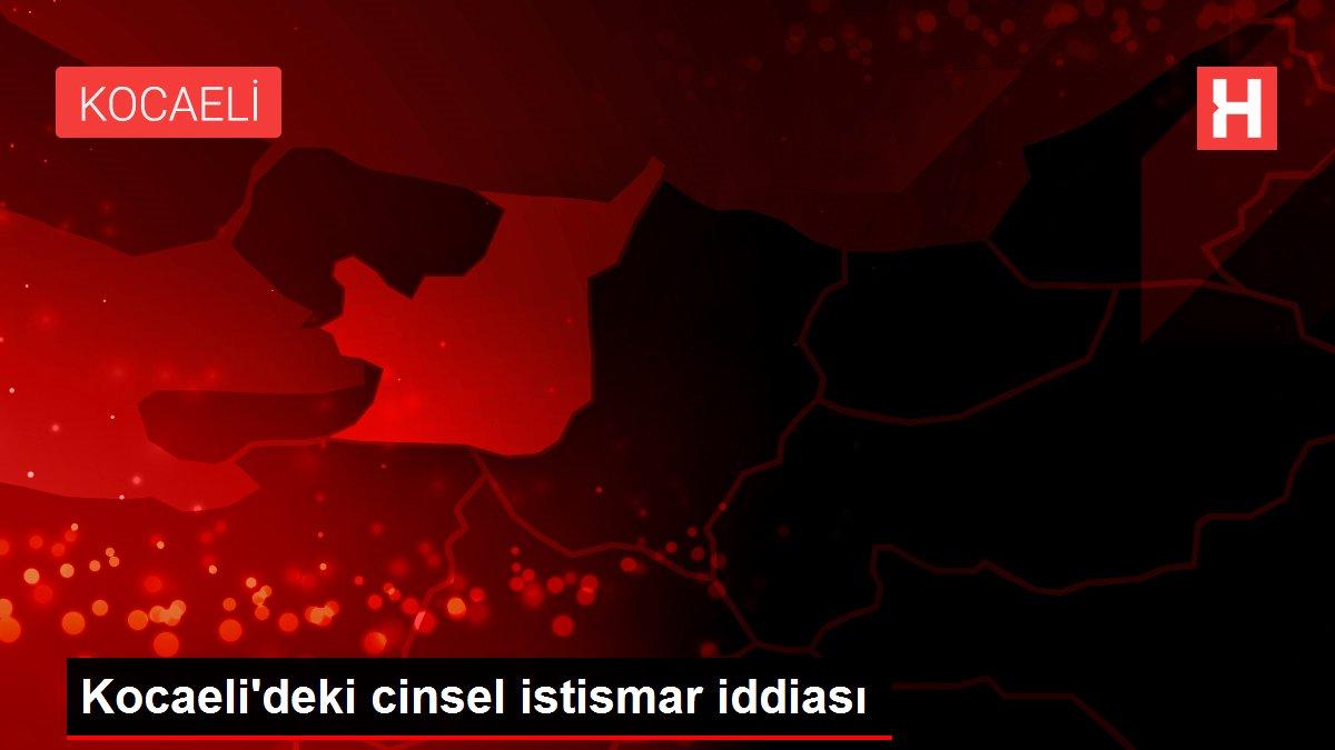 Kocaeli'deki cinsel istismar iddiası