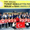 Bergamalı öğrencilerden Barış Pınarı Harekatı'na destek