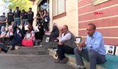 Diyarbakır hdp önündeki eylemde 43'üncü gün, aile sayısı 55 oldu