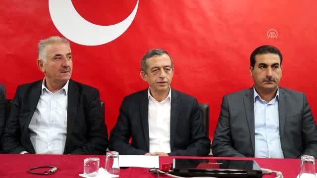 Barış Pınarı Harekatı'na destek - ERZİNCAN/MUŞ/