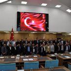 Belediyeden Barış Pınarı Harekatı'na destek