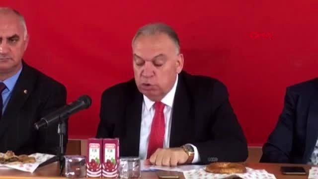 Manisa turgutlu'da, odalardan 'barış pınarı harekatı'na destek