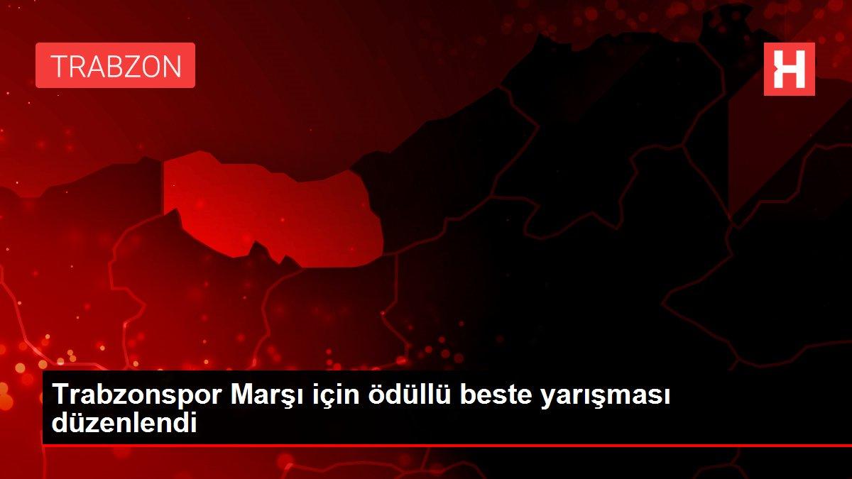 Trabzonspor Marşı için ödüllü beste yarışması düzenlendi