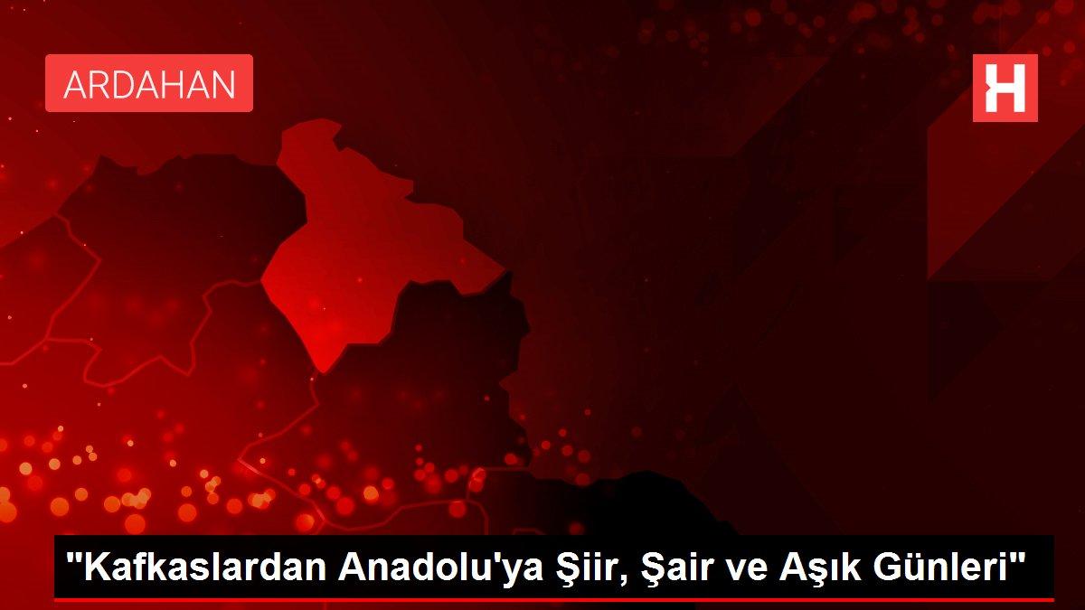 Kafkaslardan Anadolu'ya Şiir, Şair ve Aşık Günleri