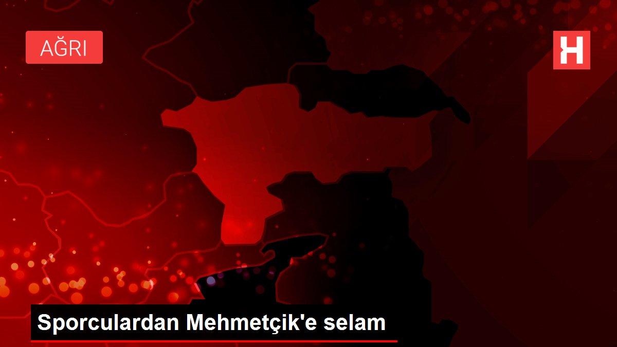 Sporculardan Mehmetçik'e selam