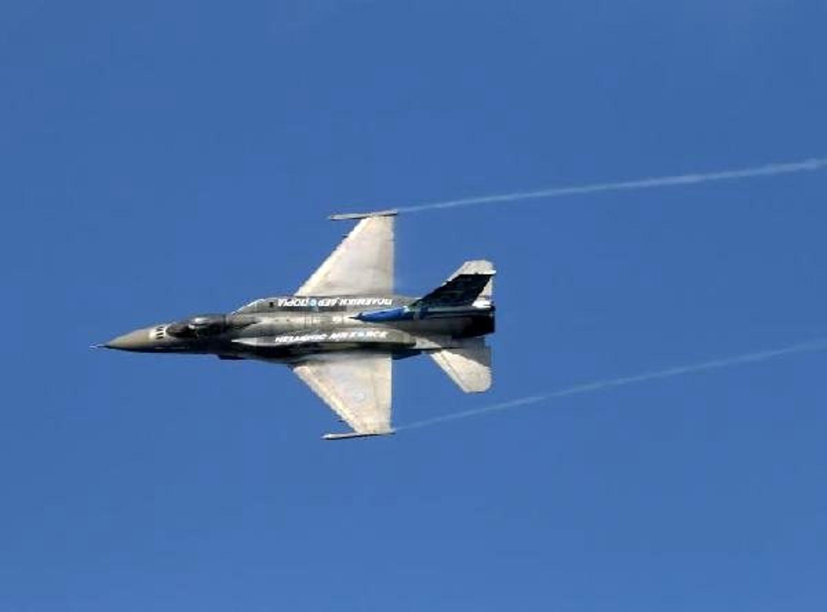 Yunanistan'ın 3 savaş uçağı, KKTC hava sahasını ihlal etti
