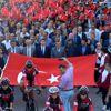 Çumra'da Barış Pınarı Harekatına destek yürüyüşü