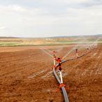 Kırşehir'de 50 bin 728 dekar tarım arazisi sulandı