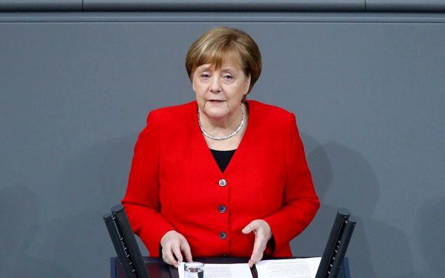 Merkel: ABD askerlerinin çekilmesi Rusya ve İran'ın rolünü güçlendirdi