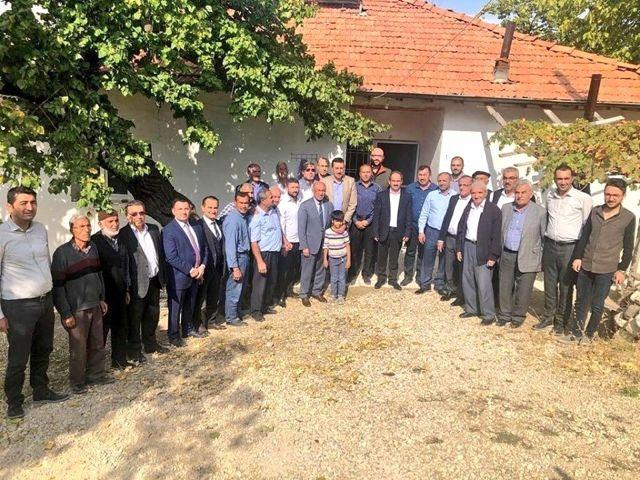 AK Parti Malatya Milletvekili Tüfenkci, Akçadağ ilçesini ziyaret etti