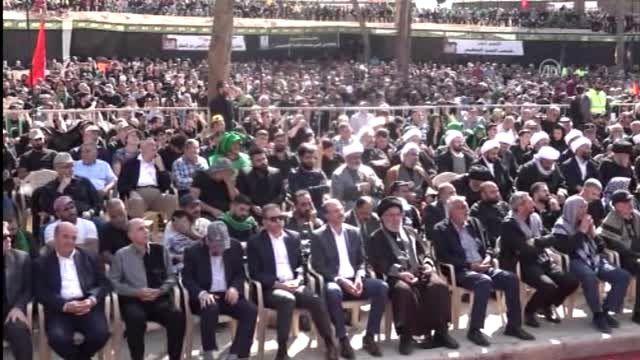 Nasrallah: Lübnan'da
