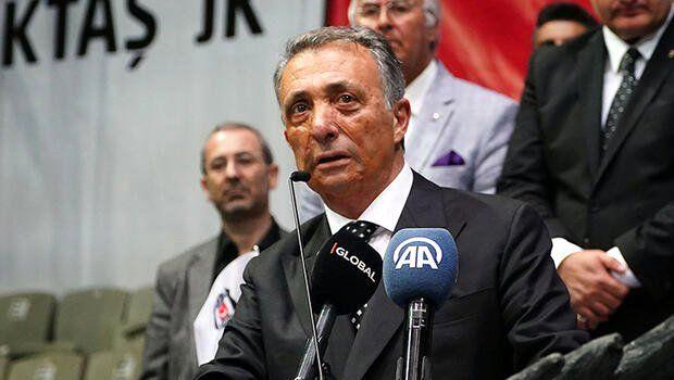 Ahmet Nur Çebi'ye ezeli rakiplerden tebrik
