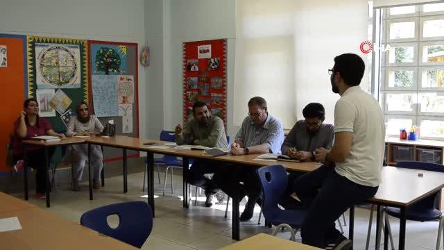 - Erbil Uluslararası Maarif Okulundan Türkçe Dil Kursu- Erbil'deki Türkçe Kursuna Yoğun İlgi
