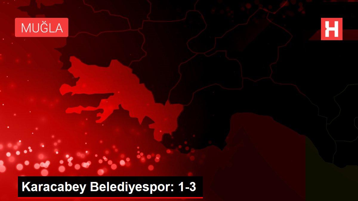 Karacabey Belediyespor: 1-3