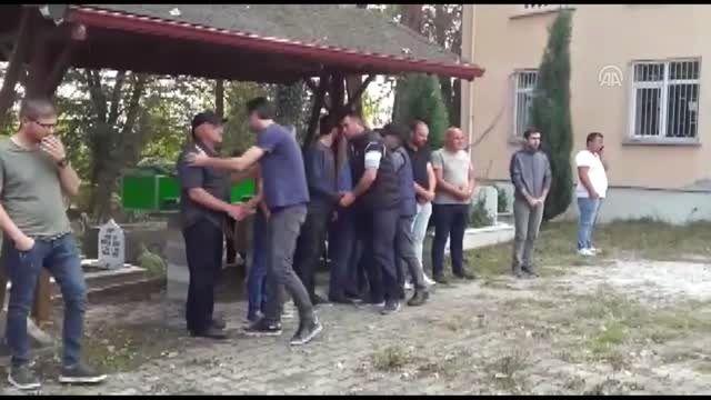 Nehre düşen kişi defnedildi