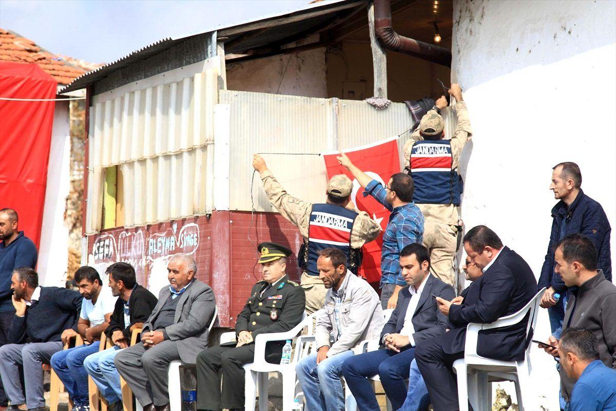 Tel Abyad'da şehit olan askerin ailesine acı haber verildi