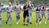 Trabzonspor'da Avrupa mesaisi başladı