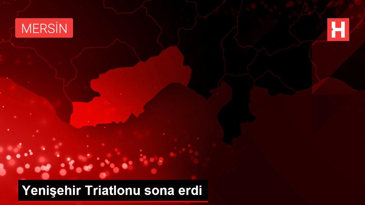 Yenişehir Triatlonu sona erdi