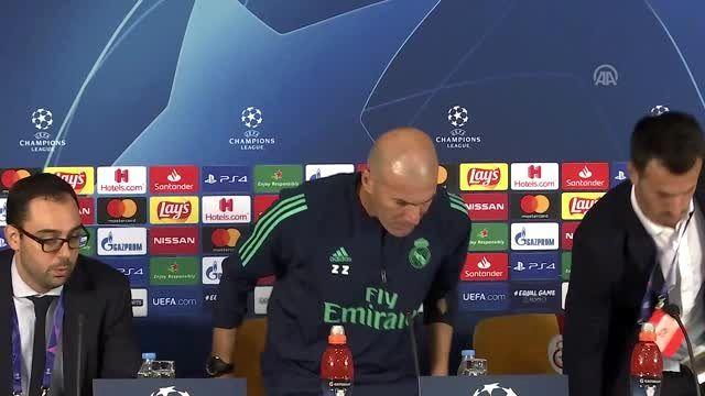 Galatasaray-Real Madrid maçına doğru - Zidane ve Ramos