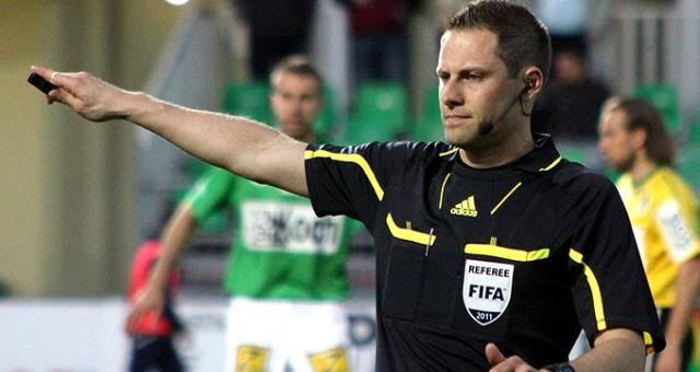 Trabzonspor-Krasnodar maçını Avusturyalı hakem Lechner yönetecek