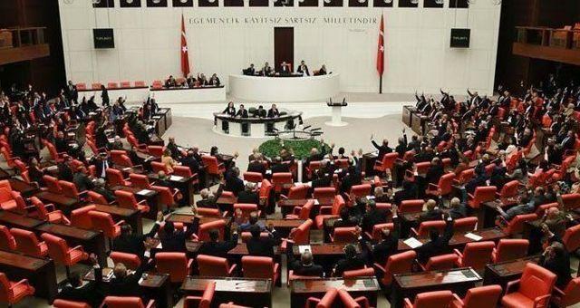 Lübnan Tezkeresi, TBMM Genel Kurulu'nda kabul edildi