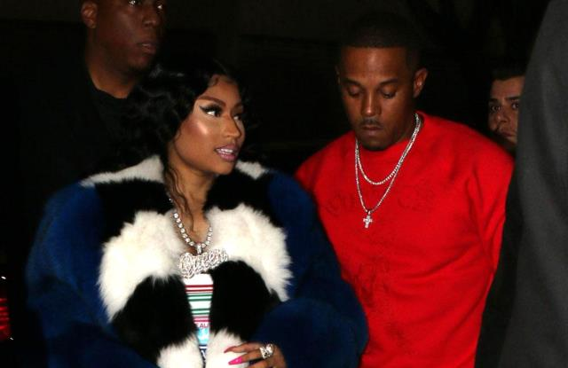 Nicki Minaj ve Kenneth Petty evlendi