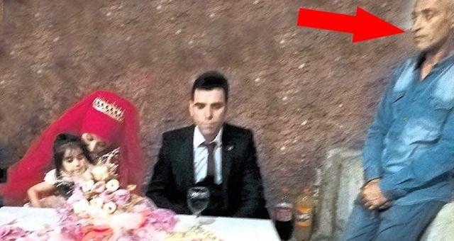 Damadının boğazını kesmek için fırsat kollayan kayınpeder, kameralara yakalanmış